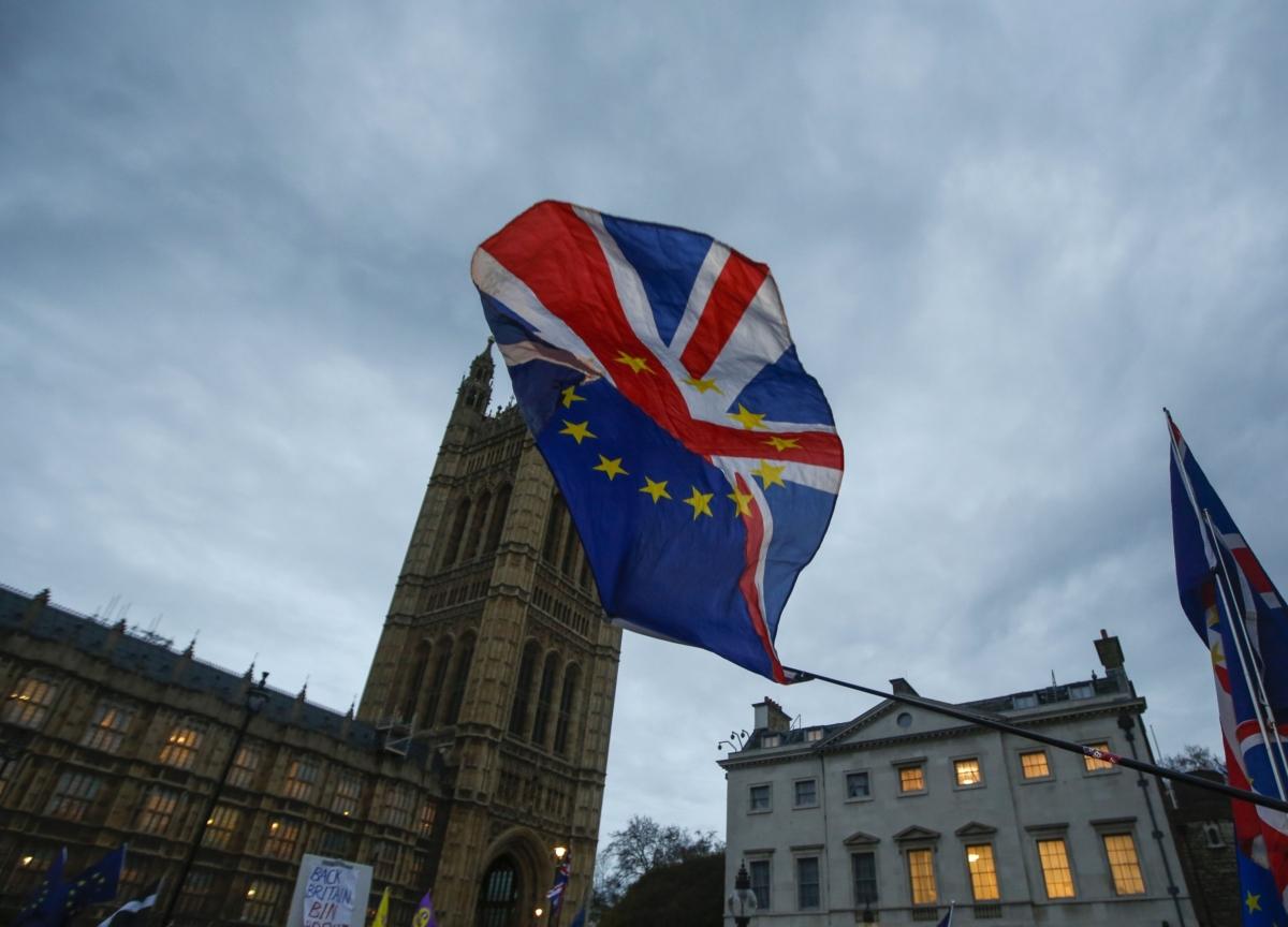 U.K. Fires Broadside at EU Before Start of Post-Brexit Talks