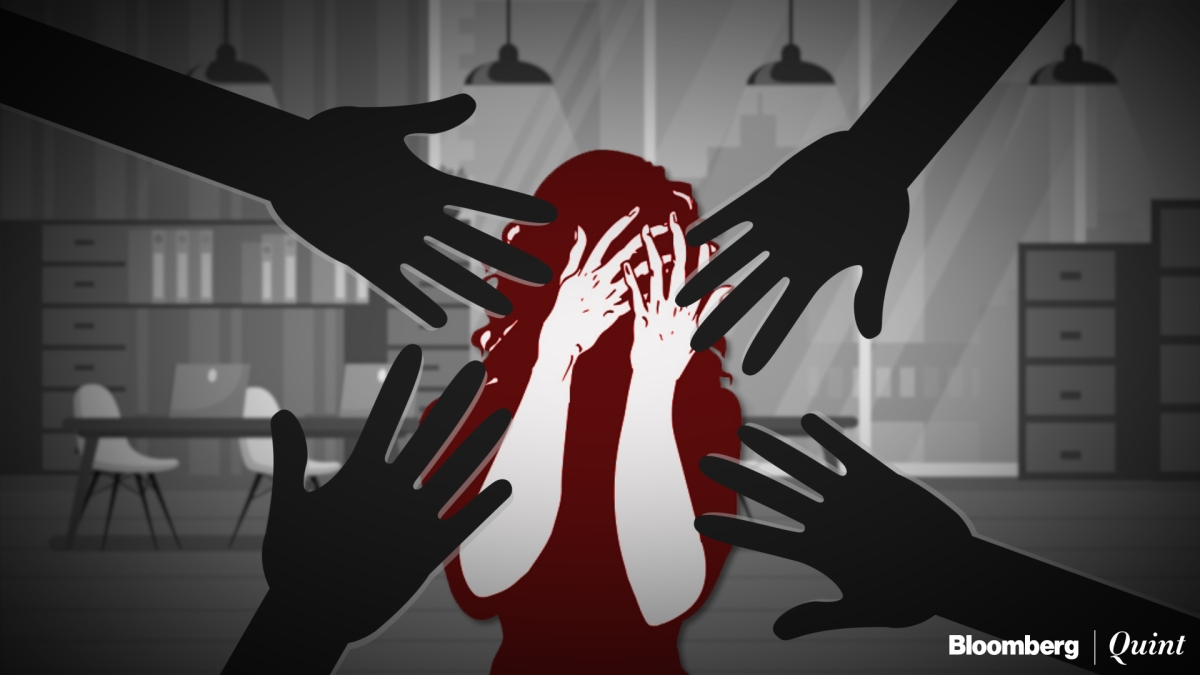 BQ Learning: Faced With Sexual Harassment? Here's What You Can Do