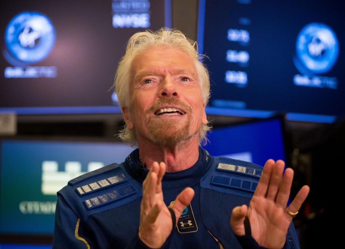 Virgin Galactic Has No Flights or Profits But Investors Love It