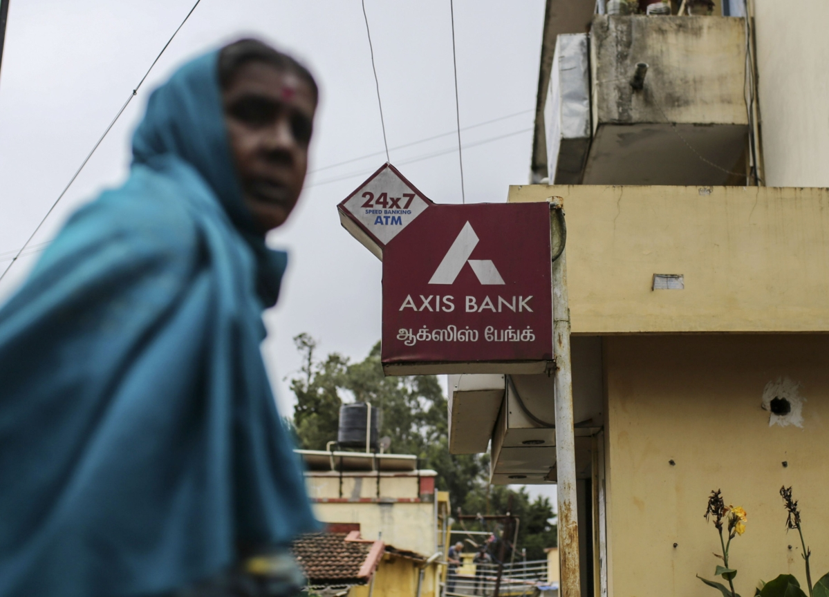 Axis Bank Appoints Puneet Sharma As Chief Financial Officer