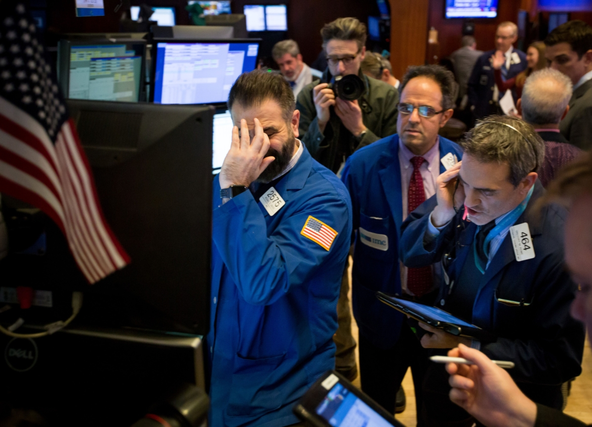 Stocks Drop Most Since February 2018; Havens Gain: Markets Wrap