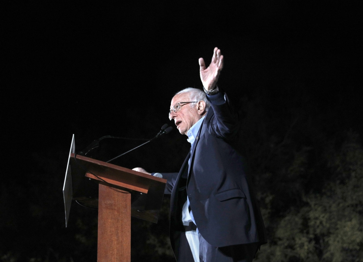 India-U.S. Defence Deal: Bernie Sanders Slams Donald Trump For Selling Weapons To India