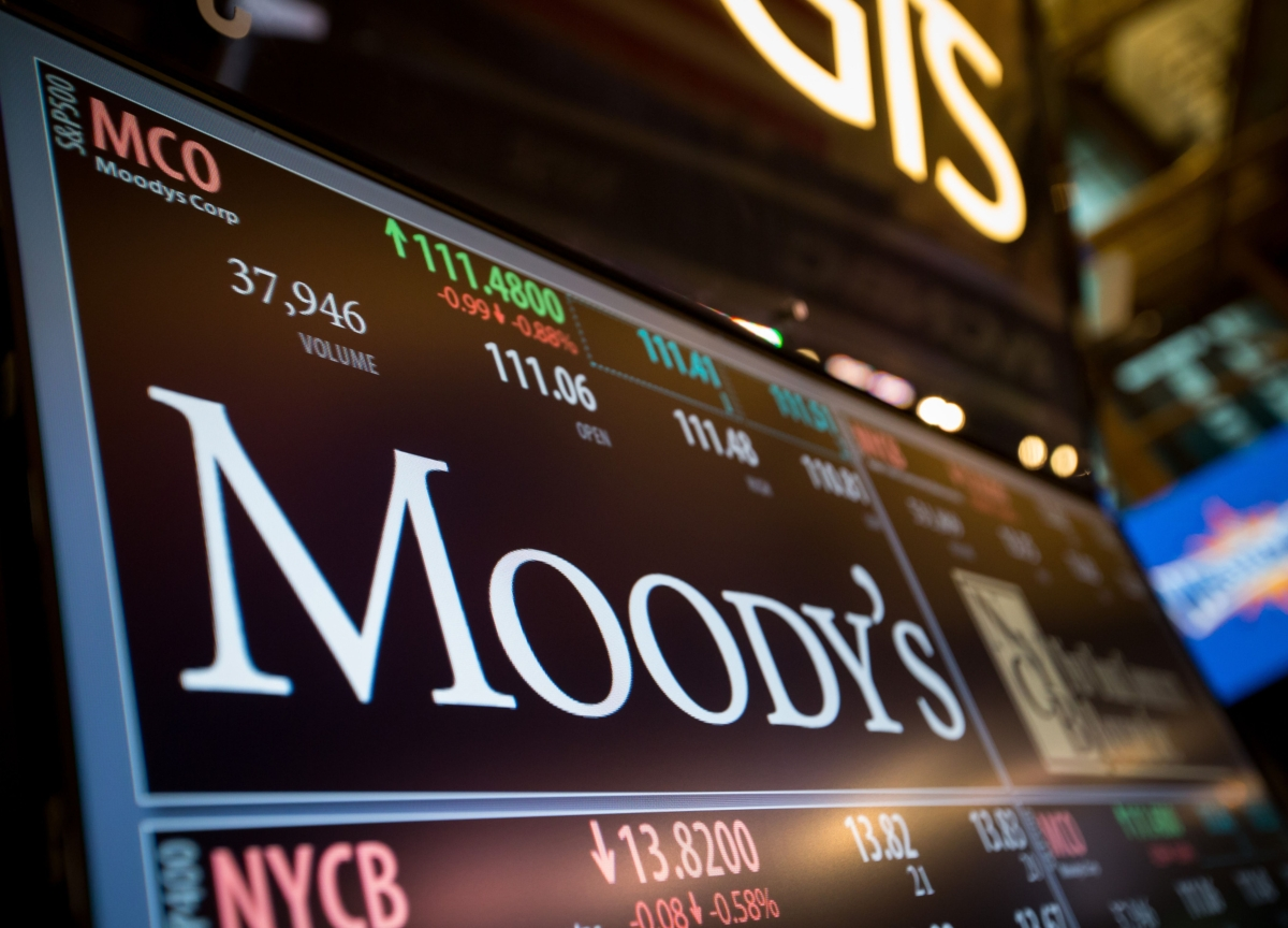 Moody's Effects Sharp Cut In India GDP Growth Forecast For 2020 And 2021