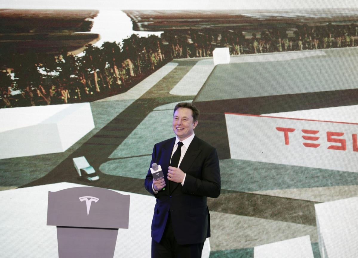 Elon Musk Bought $10 Million of Tesla Shares on Valentine's Day