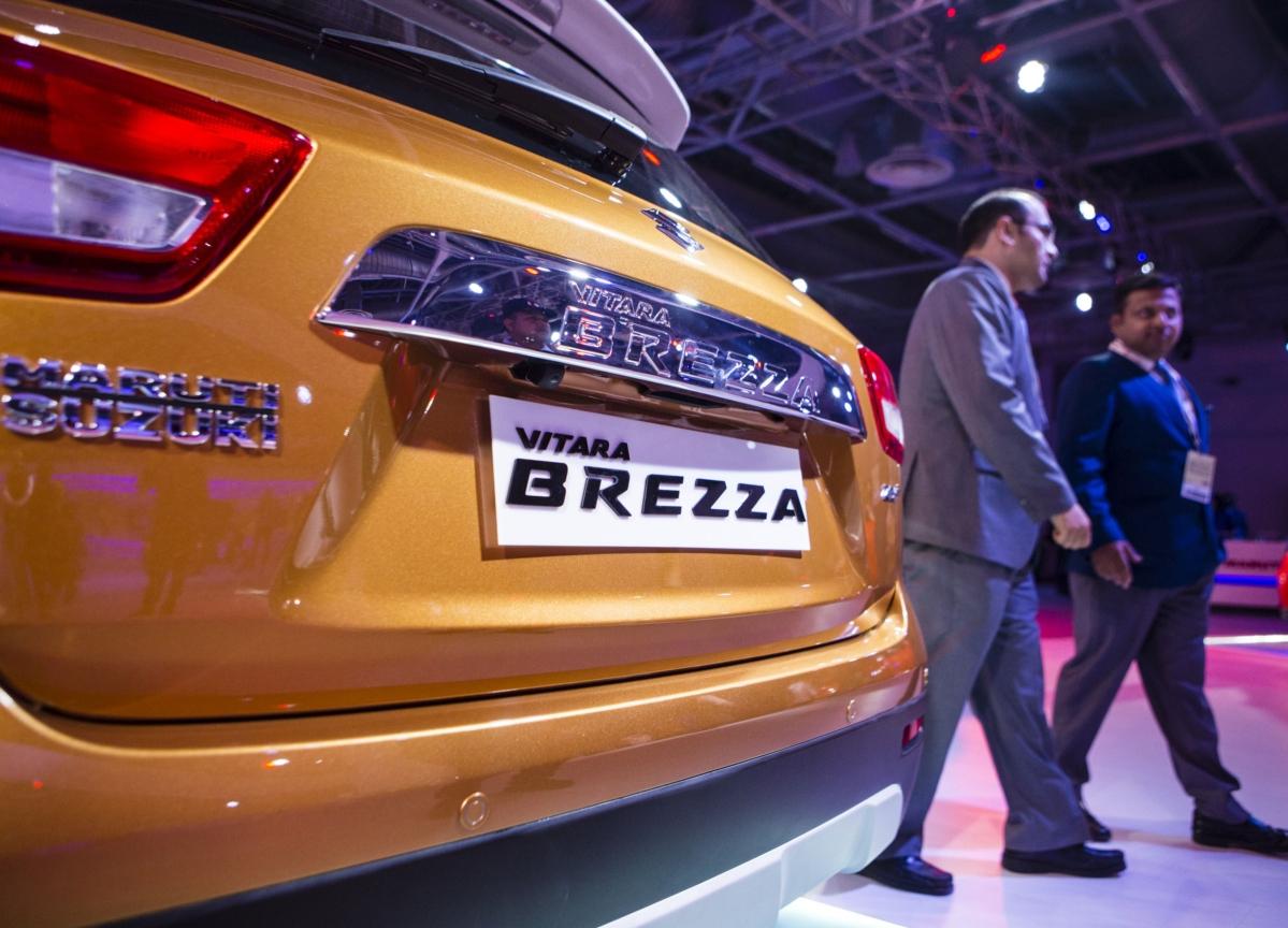 Maruti Suzuki Launches Petrol Version Of Vitara Brezza, Price Starts At Rs 7.34 Lakh