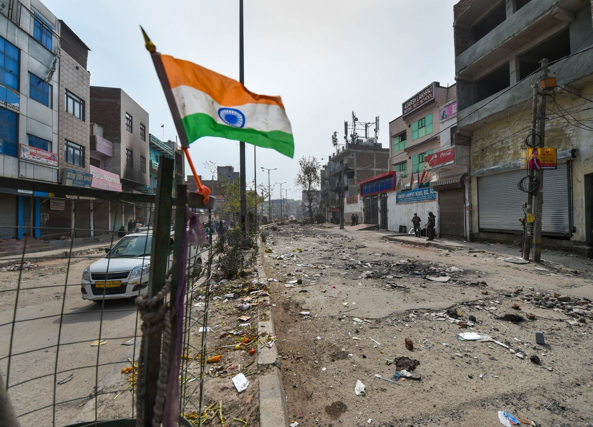 Delhi Violence: 123 FIRs Registered, 630 People Either Arrested Or Detained As Death Toll Rises