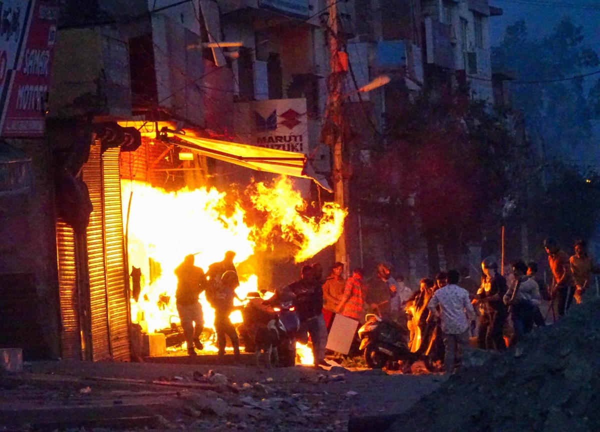 Violence Continues In Northeast Delhi As Death Toll Keeps Climbing