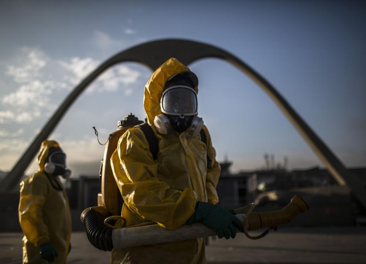 Man vs. Microbe: We're Not Ready for the Next Global Virus Outbreak