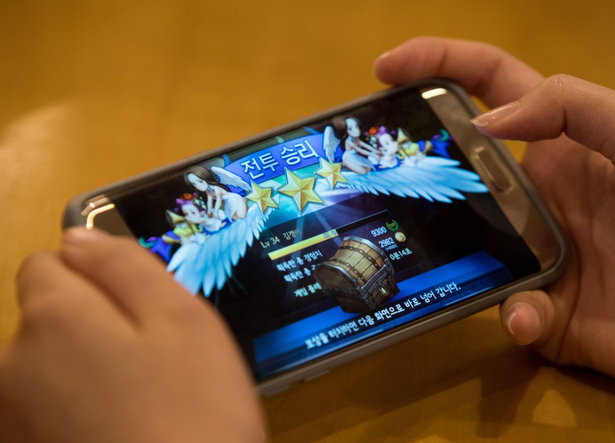 Profits Are Peaking for the World's Most Lucrative Mobile Games
