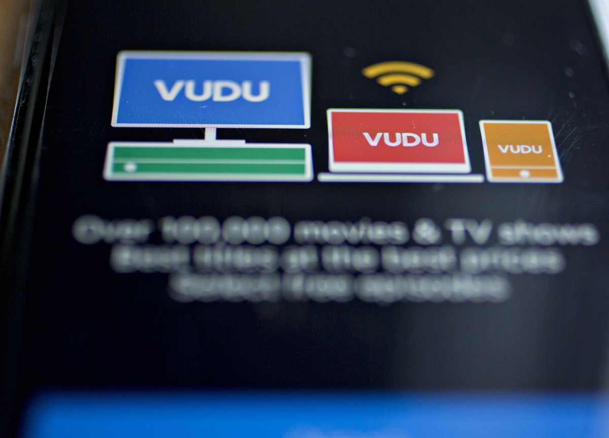 Walmart Is in Talks to Sell Vudu to NBCUniversal