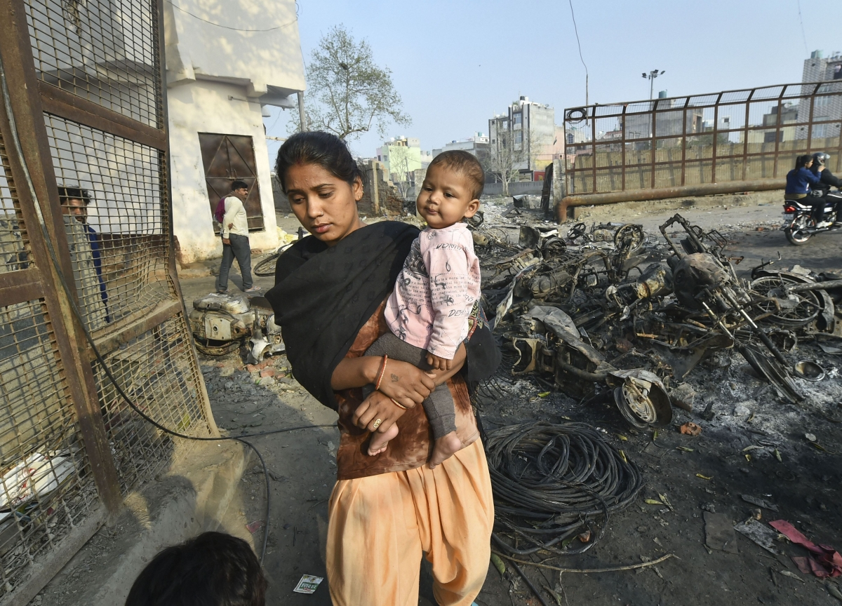 Delhi Violence Updates: Death Toll Climbs To 38 As Violence Ebbs But Doesn't Subside