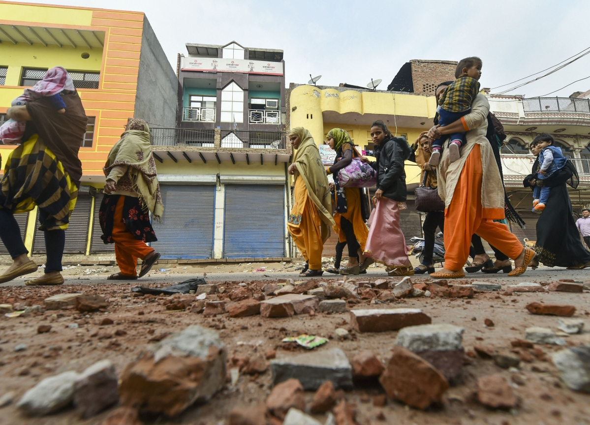 Delhi Violence: Toll Rises To 39, Some Signs Of Normalcy
