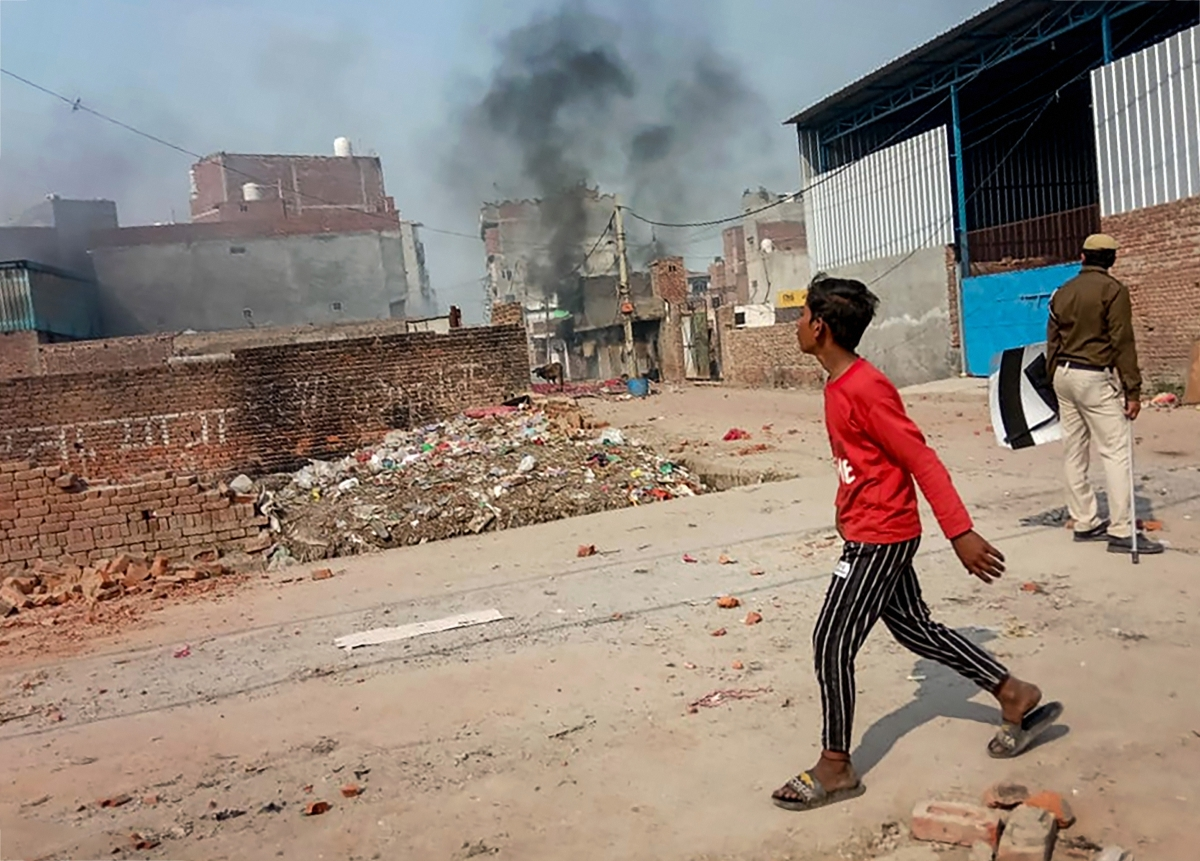 Karawal Nagar of East Delhi (Source: PTI)