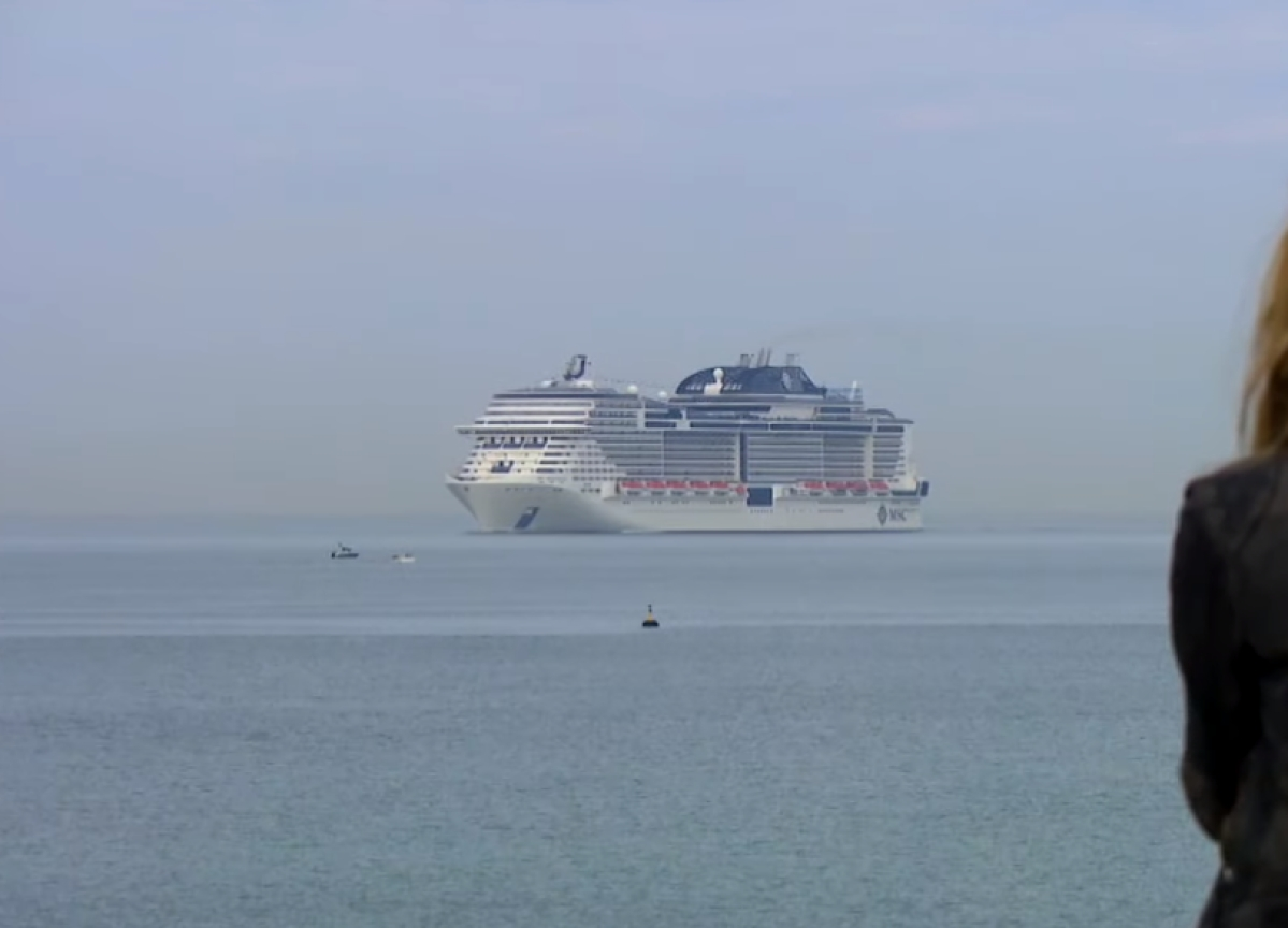 Rejected by Two Ports on Virus Fears, Cruise Heads to Mexico
