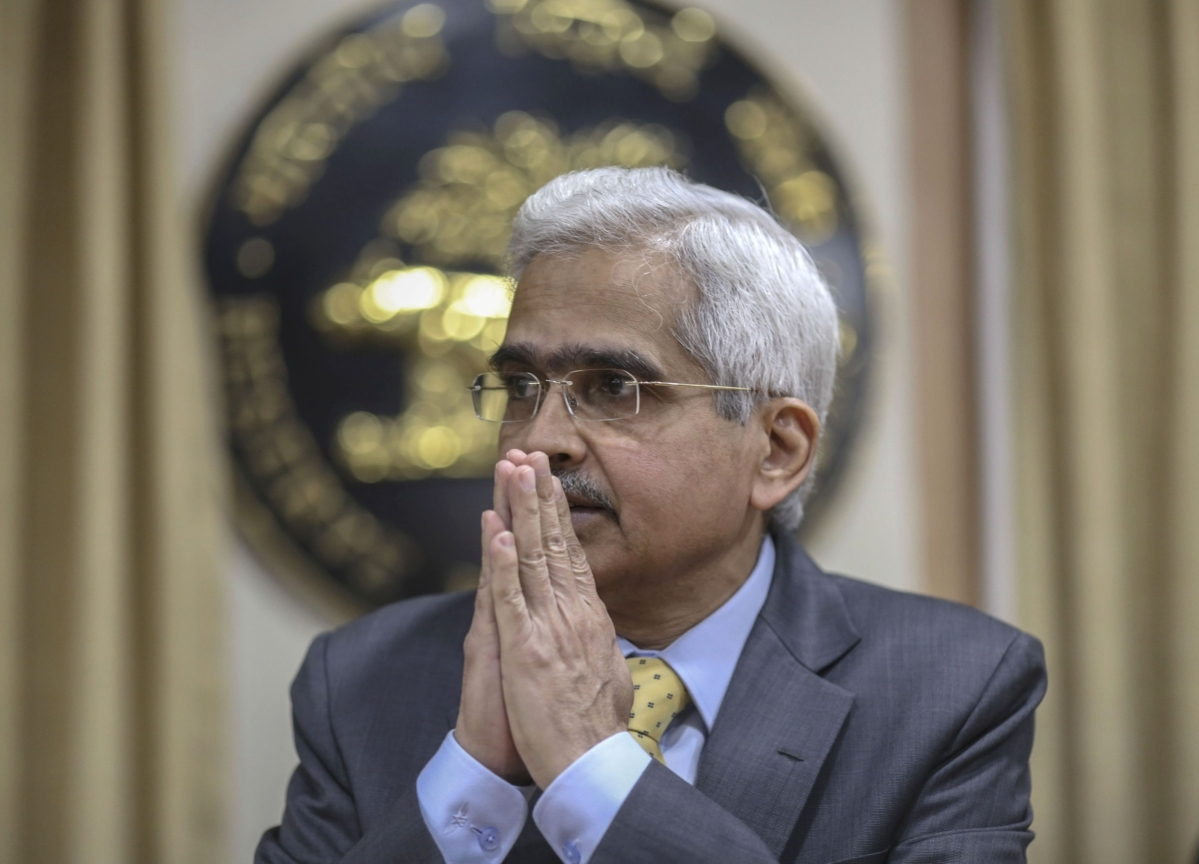 India's RBI Chief Sees Rate Cut as Option Amid Virus Threat