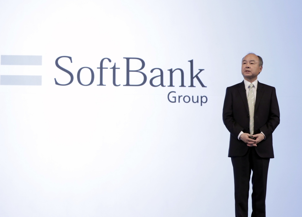 SoftBank Fund Invests $100 Million in Compliance Software Firm