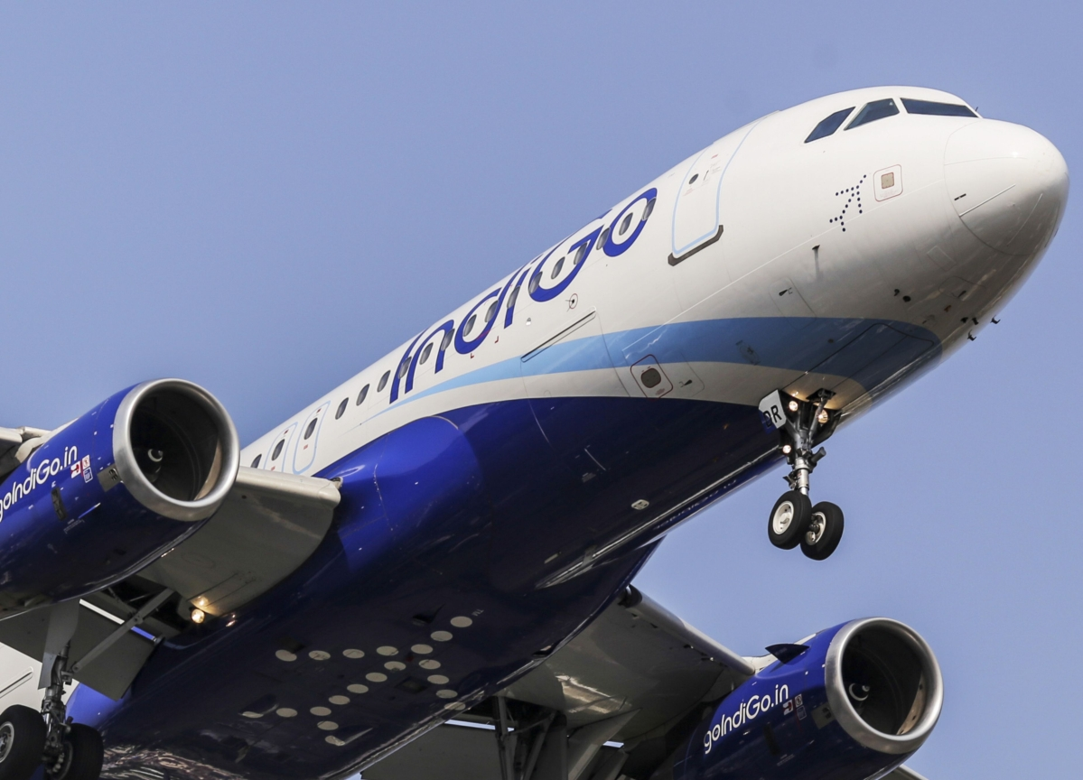 IndiGo Waives Rescheduling Fee For Bookings Amid Coronavirus Scare