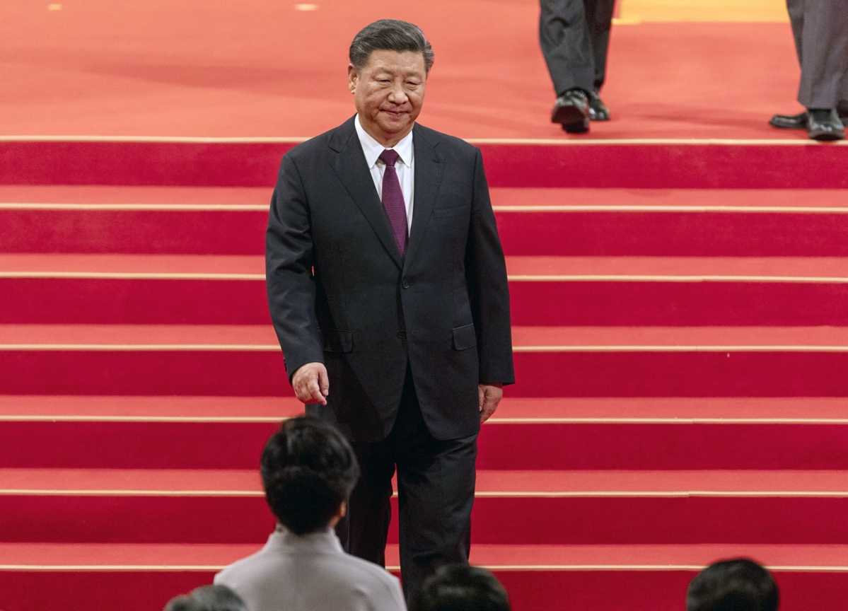 Xi's Response to Virus Foreshadows an Even Tighter Grip on China
