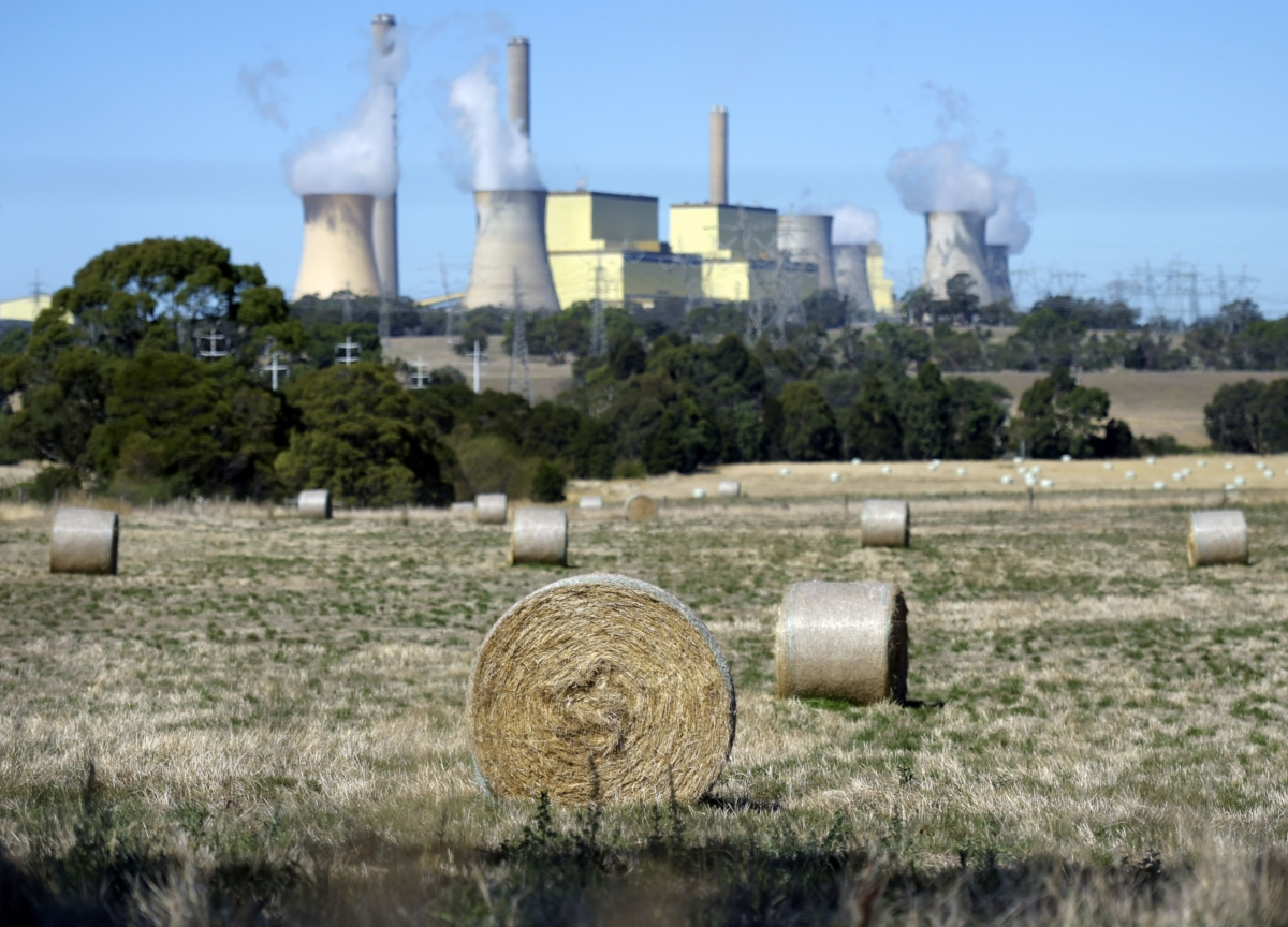 Australia Says Climate Change Targets Can't Risk Economy, Jobs
