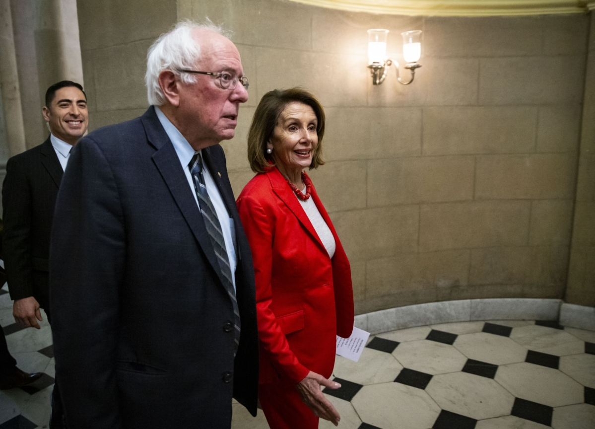 Pelosi Talks Up Party Unity With Some Democrats Wary of Sanders