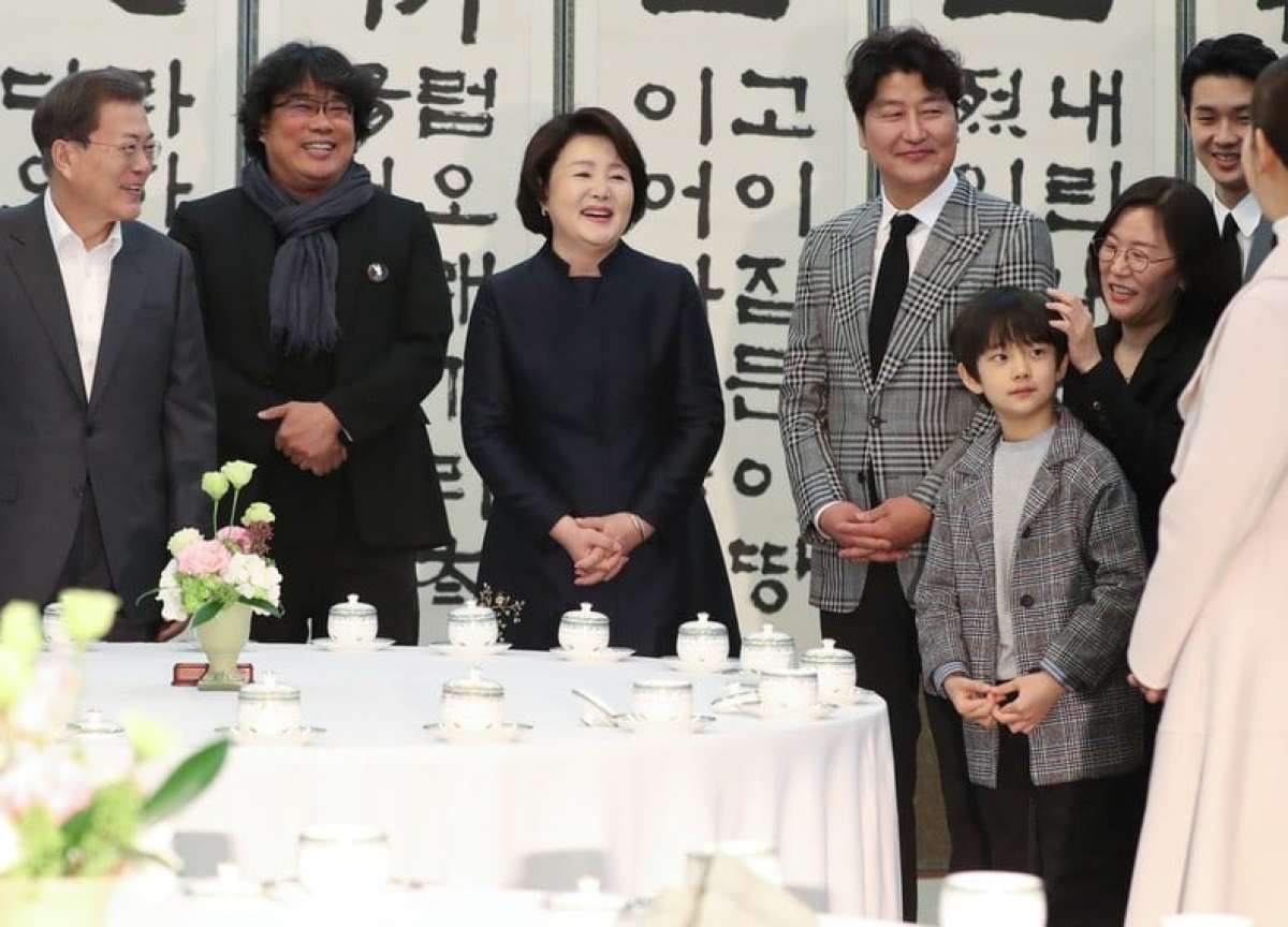 Trump Mocks Academy Awards for Honoring South Korean Movie