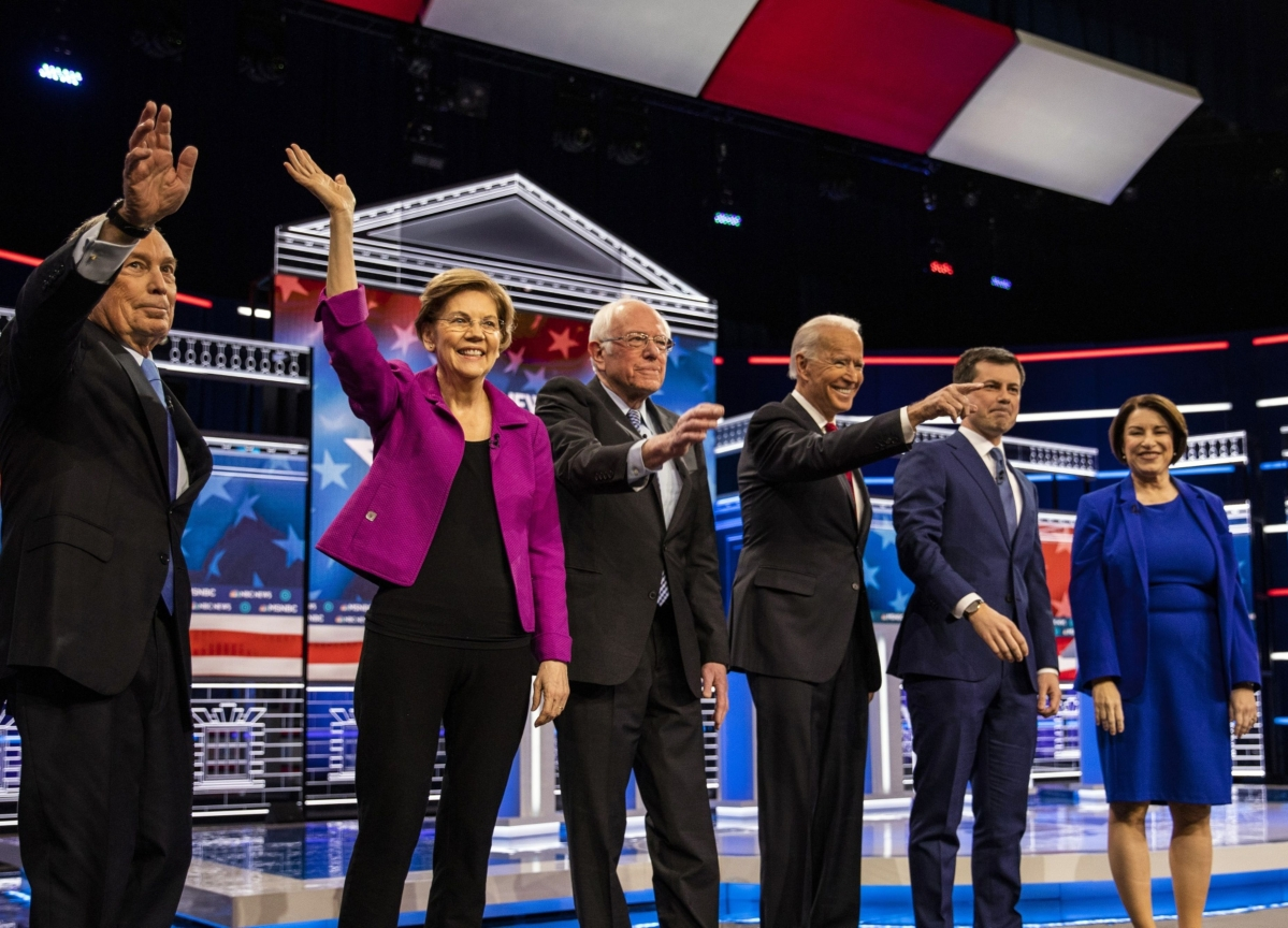 Michael Bloomberg Catches Flak, Warren Shines and Sanders Dodges Trouble