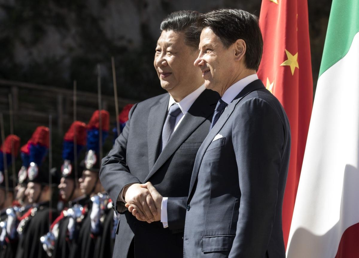 Italy's China ChillRuns Deeper Than Fears Over the Coronavirus