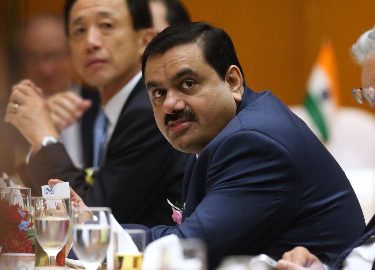 Adani Group Set To Buy Property Near New Delhi's Mandi House For Rs 400 Crore