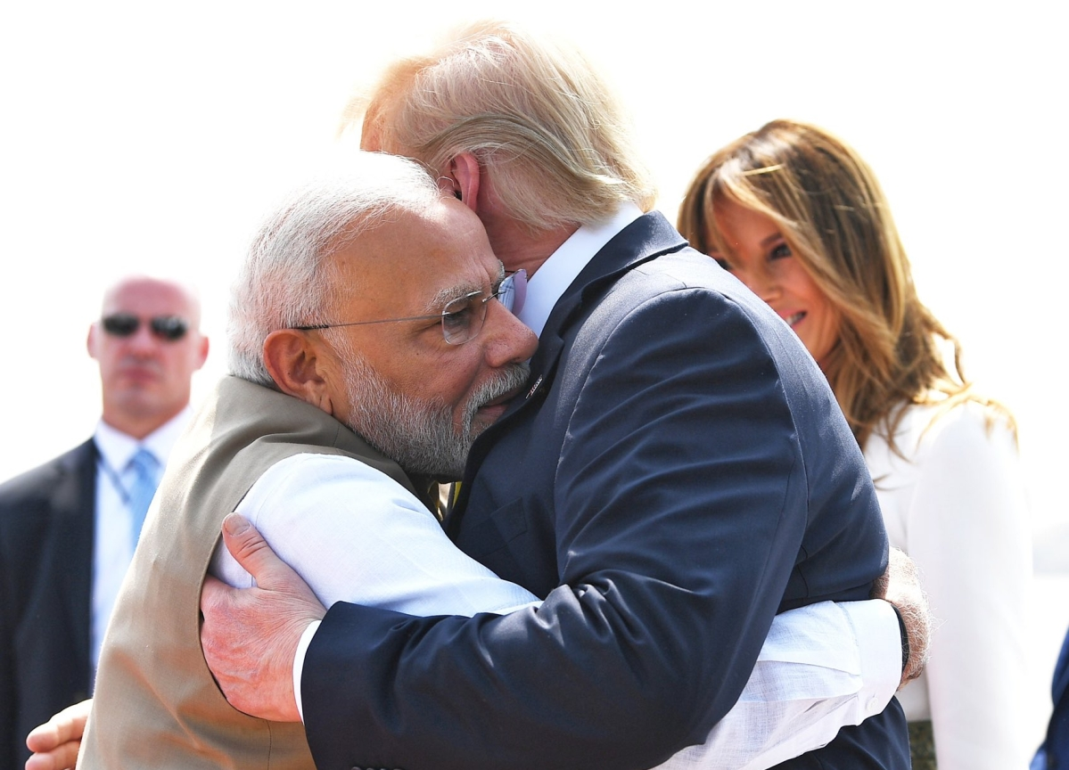 Trump and Modi Bromance Won't Do Much for Democracy
