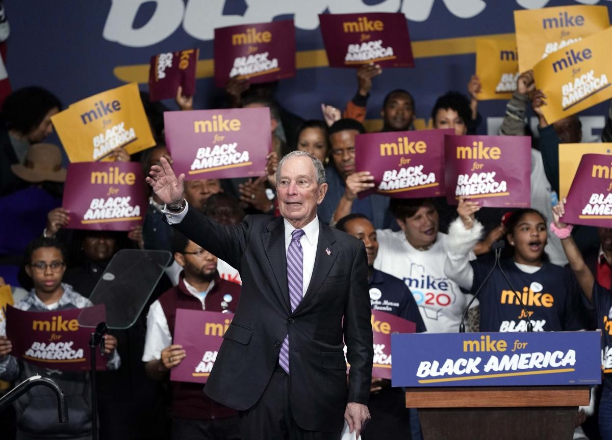 FEC Asks Michael Bloombergto Clarify Campaign Spending