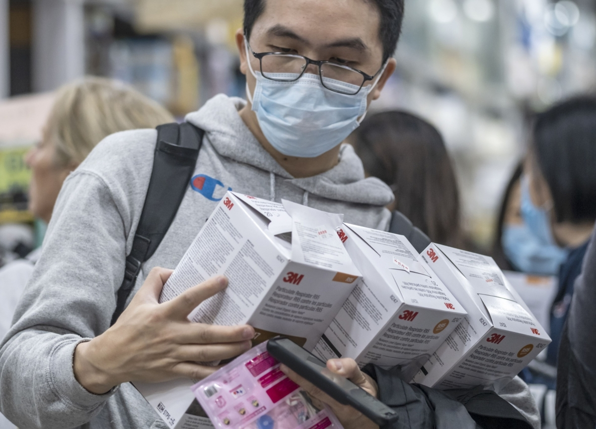 How 3M Uses Surge Capacity to Double Production of N95 Masks