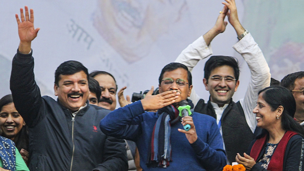 Kejriwal's Art And Science Lesson In Taking On BJP