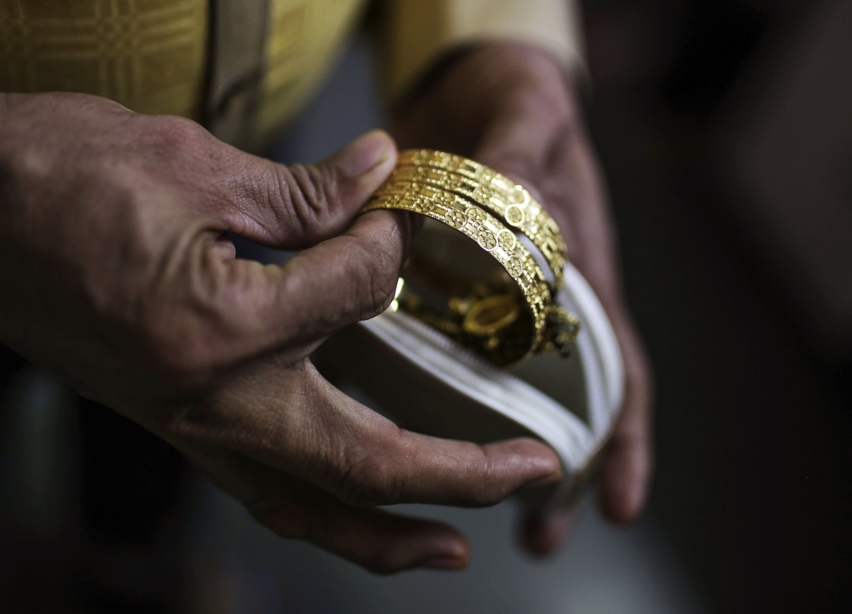 Gold ETFs in India Lure Inflows Even as Buyers Shun Jewelry