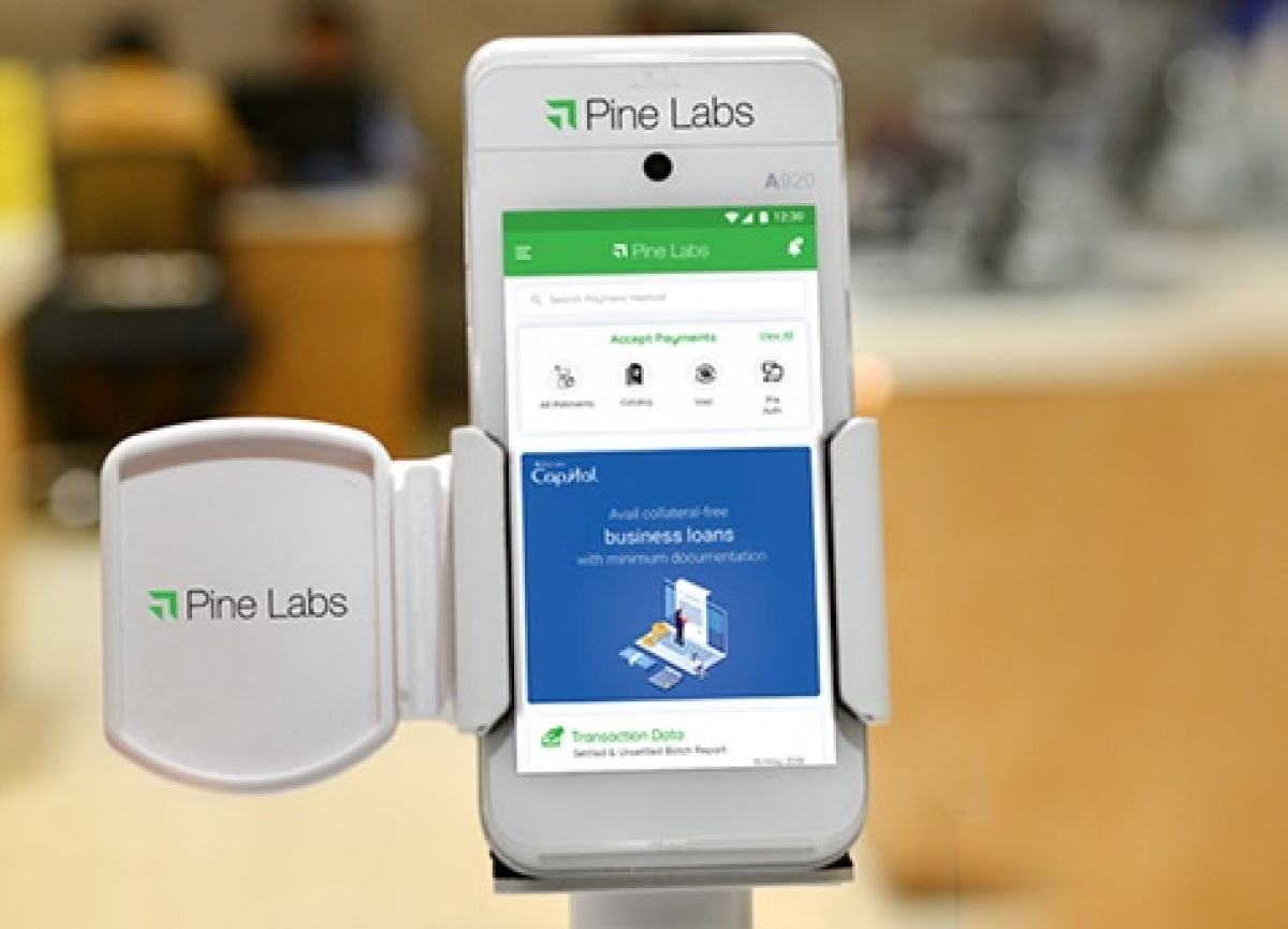 Pine Labs Plans To Deploy 1.5 Lakh Plutus Smart Android POS Devices By 2020-21