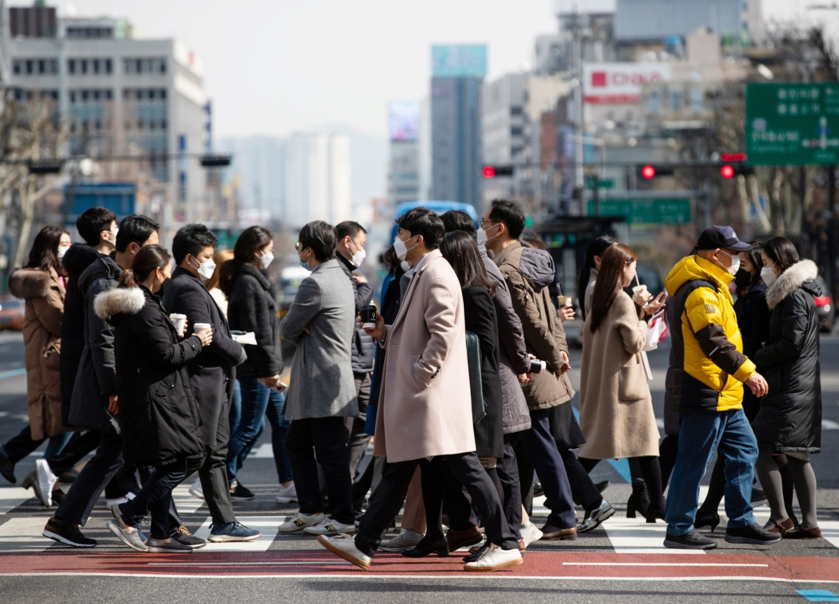How One Patient Turned Korea's Virus Outbreak Into an Epidemic