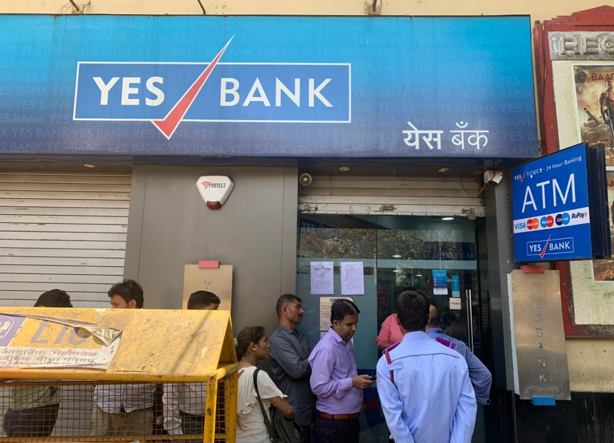 Private Lenders Join SBI In Yes Bank Rescue  Plan