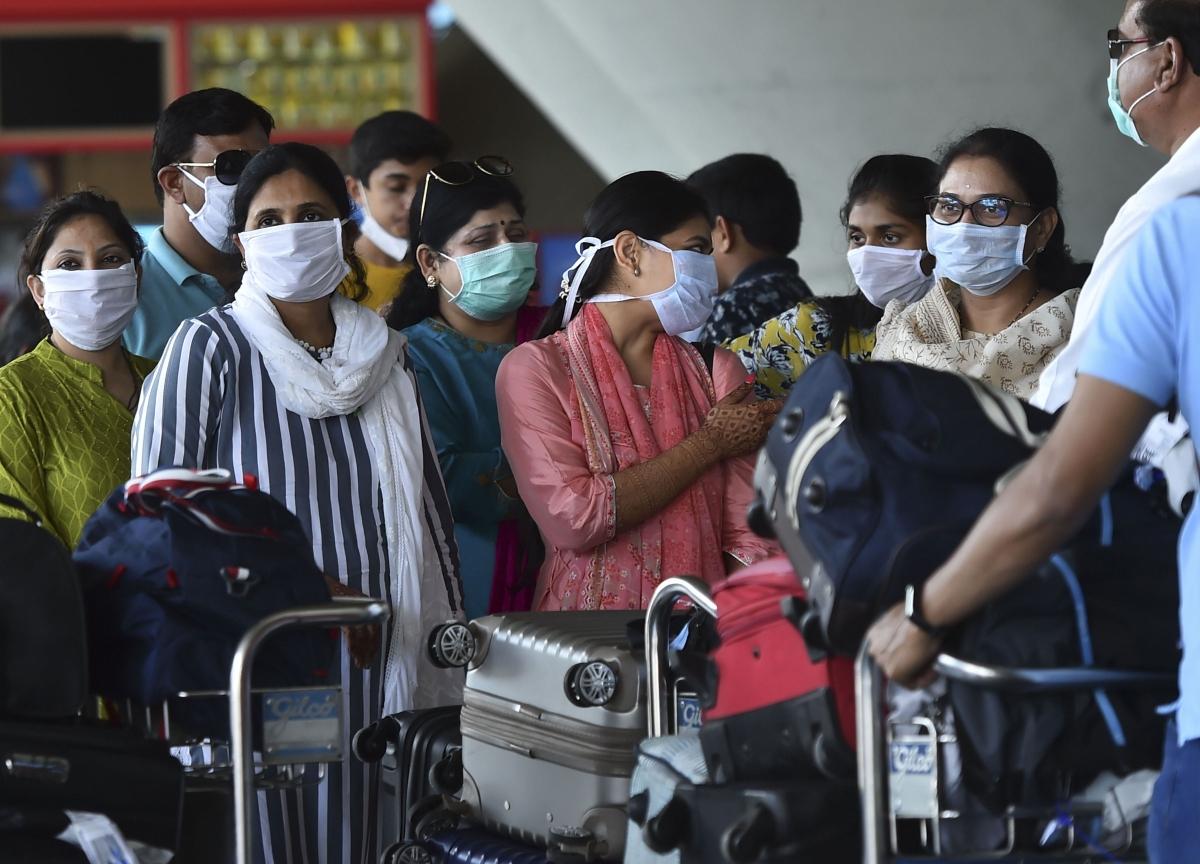 Before Coronavirus Stalled Air Travel, Traffic Jumped To Three-Month High
