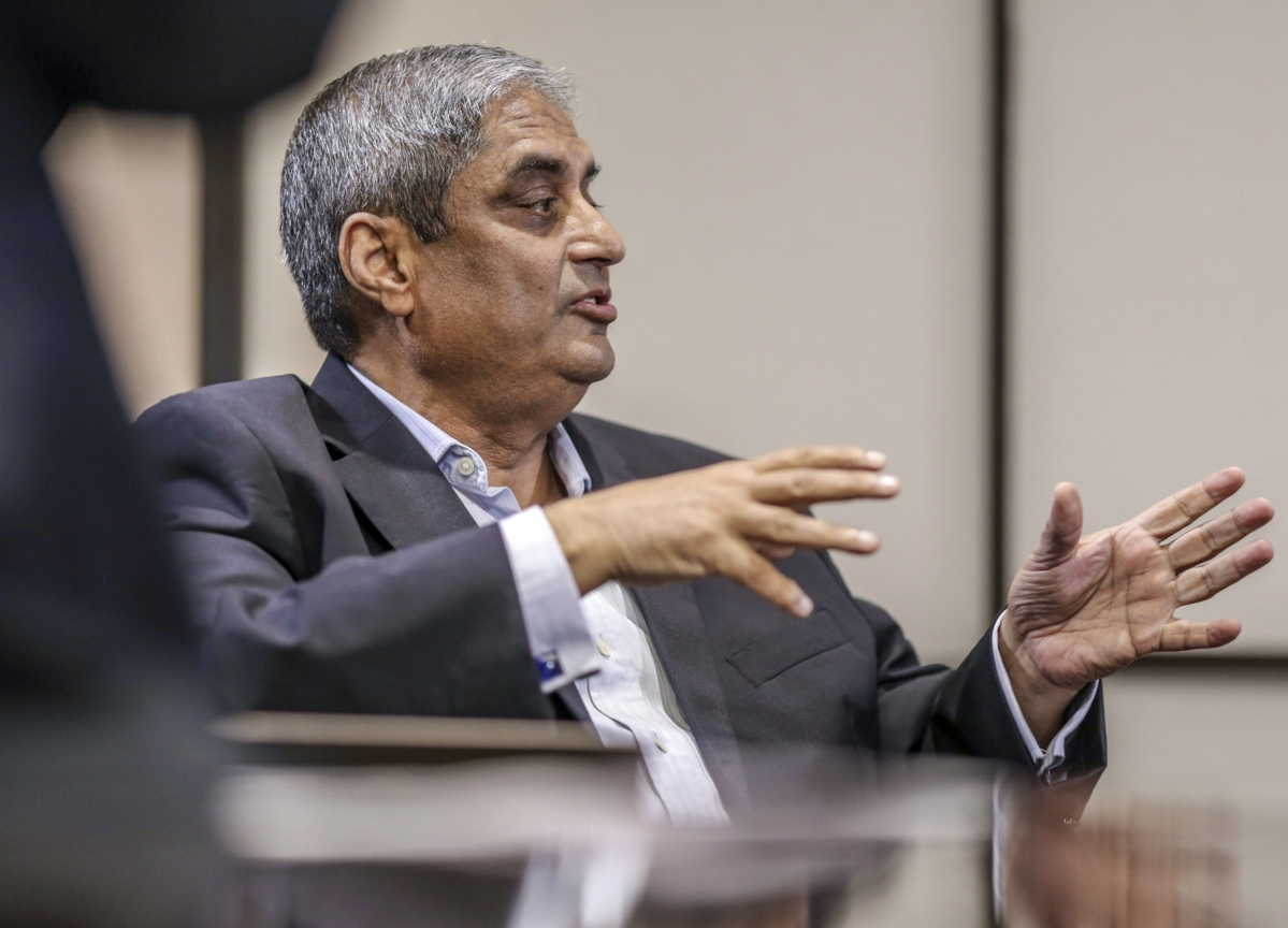 HDFC Bank's Aditya Puri Argues For Broad Loan Forbearance