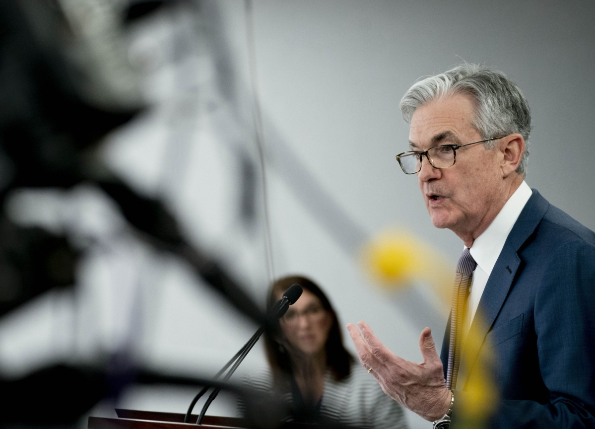 Worst-Case Dread Is Back in Stock Market After Powell Falls Flat