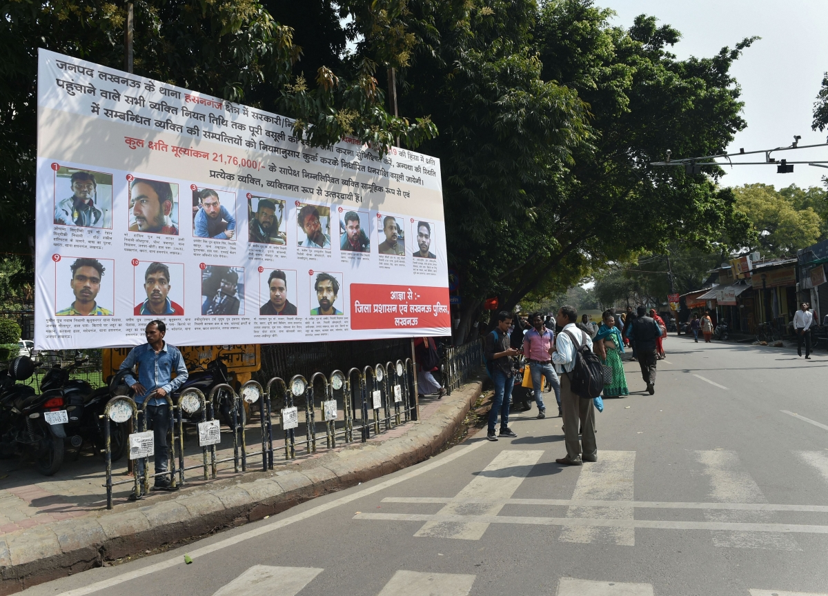 Allahabad High Court Orders Immediate Removal Of 'Name And Shame' Posters Of Anti-CAA Protesters