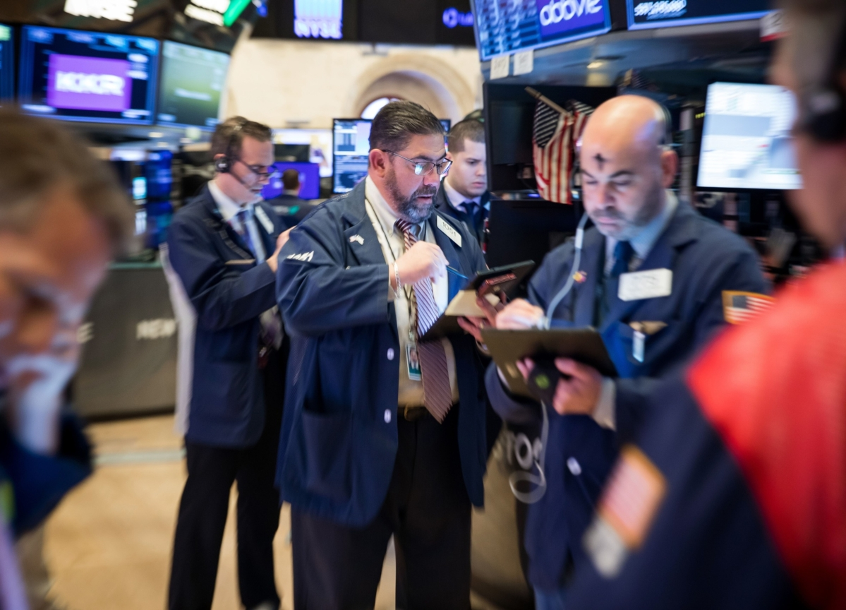 'Trying Not to Panic': The Collapse in U.S. Markets Spared No One