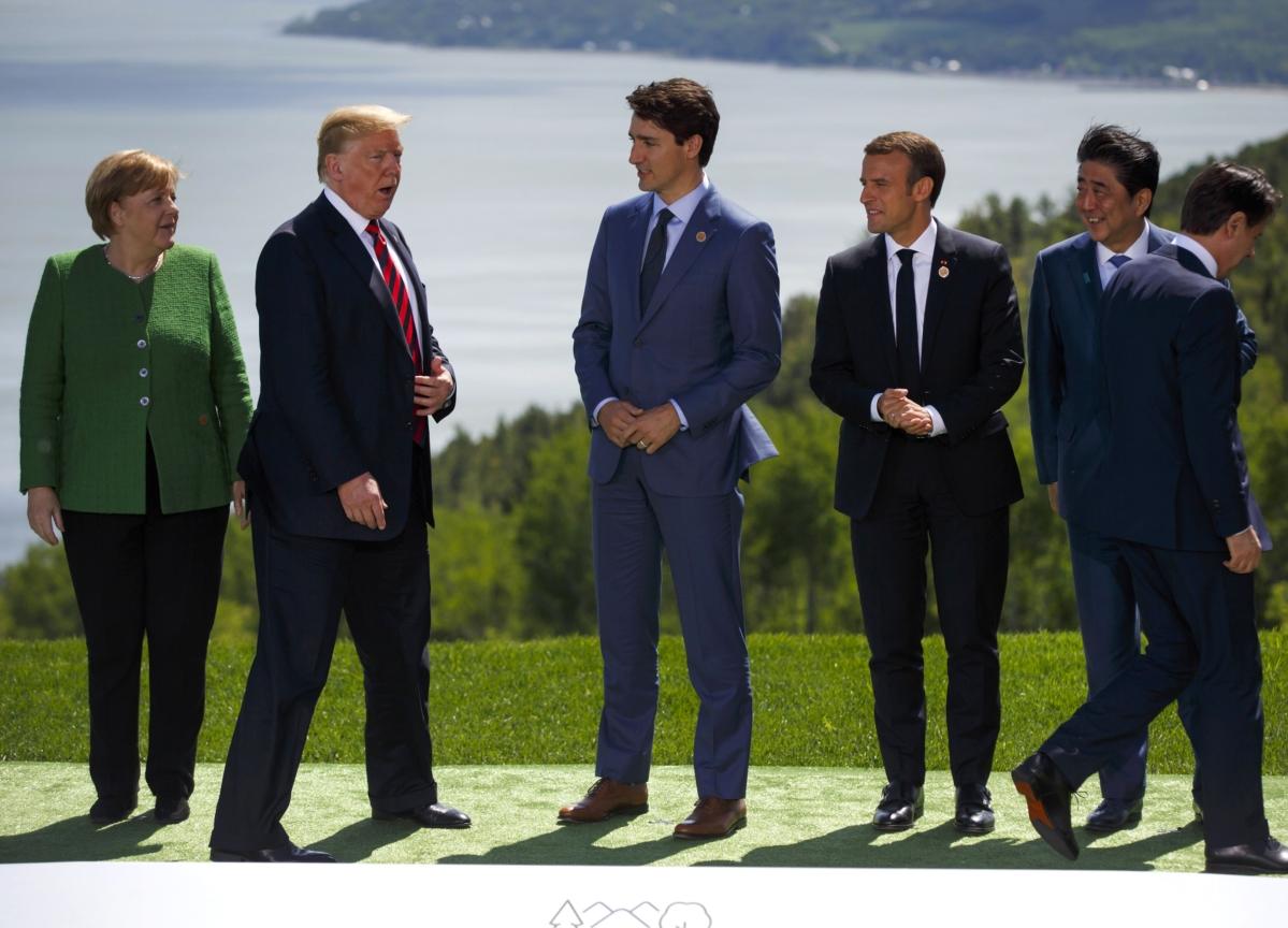 Trump Plans Virtual G7 Instead of Camp David Summit Due to Virus
