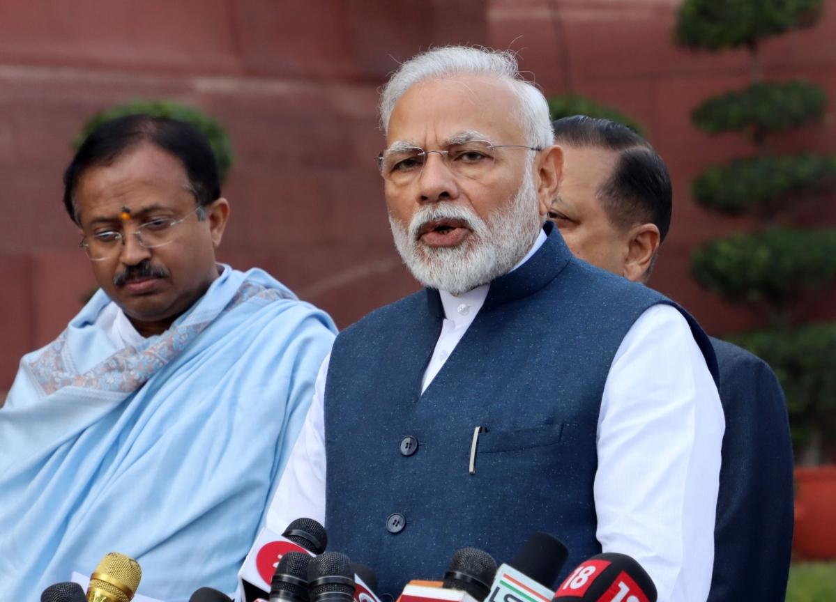 PM Modi Asks Citizens To Impose Self-Curfew On Sunday To Fight Coronavirus