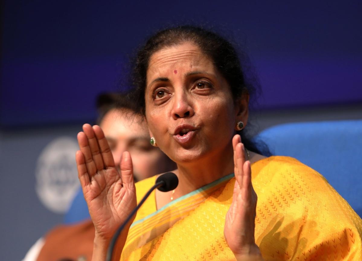 Yes Bank Depositors' Money Safe, Assures FM Nirmala Sitharaman