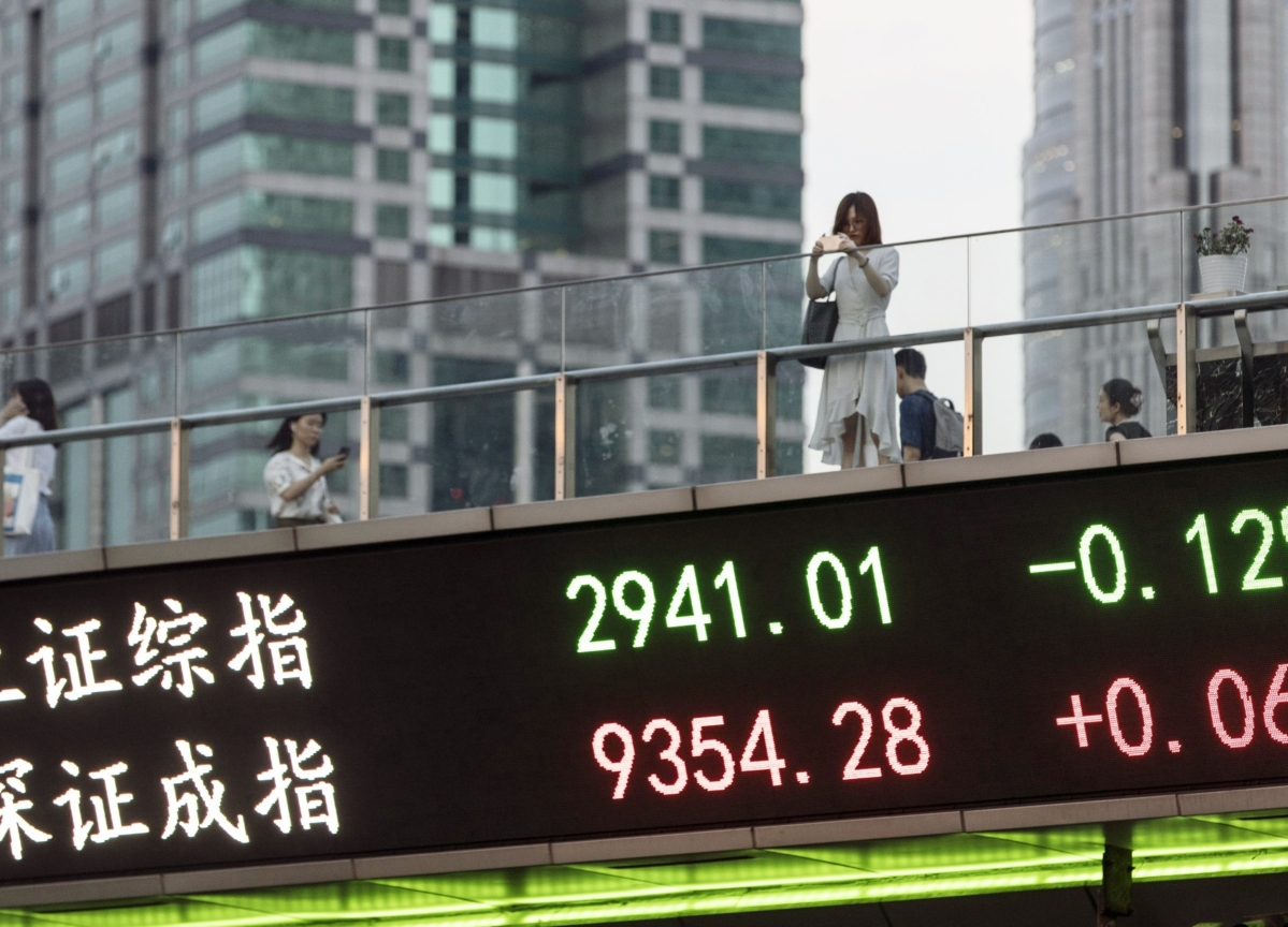 Defensive Tilt in China Stocks Shows Sentiment Is Shifting