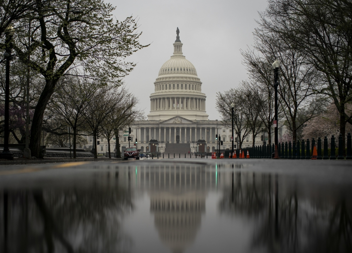 Record $2 Trillion Stimulus Risks Falling Short of Full Relief