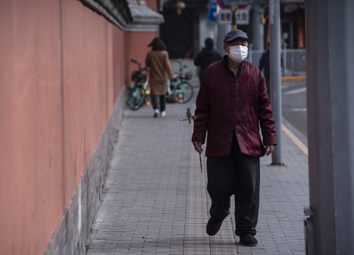 As China's Virus Cases Reach Zero, Experts Warn of Second Wave