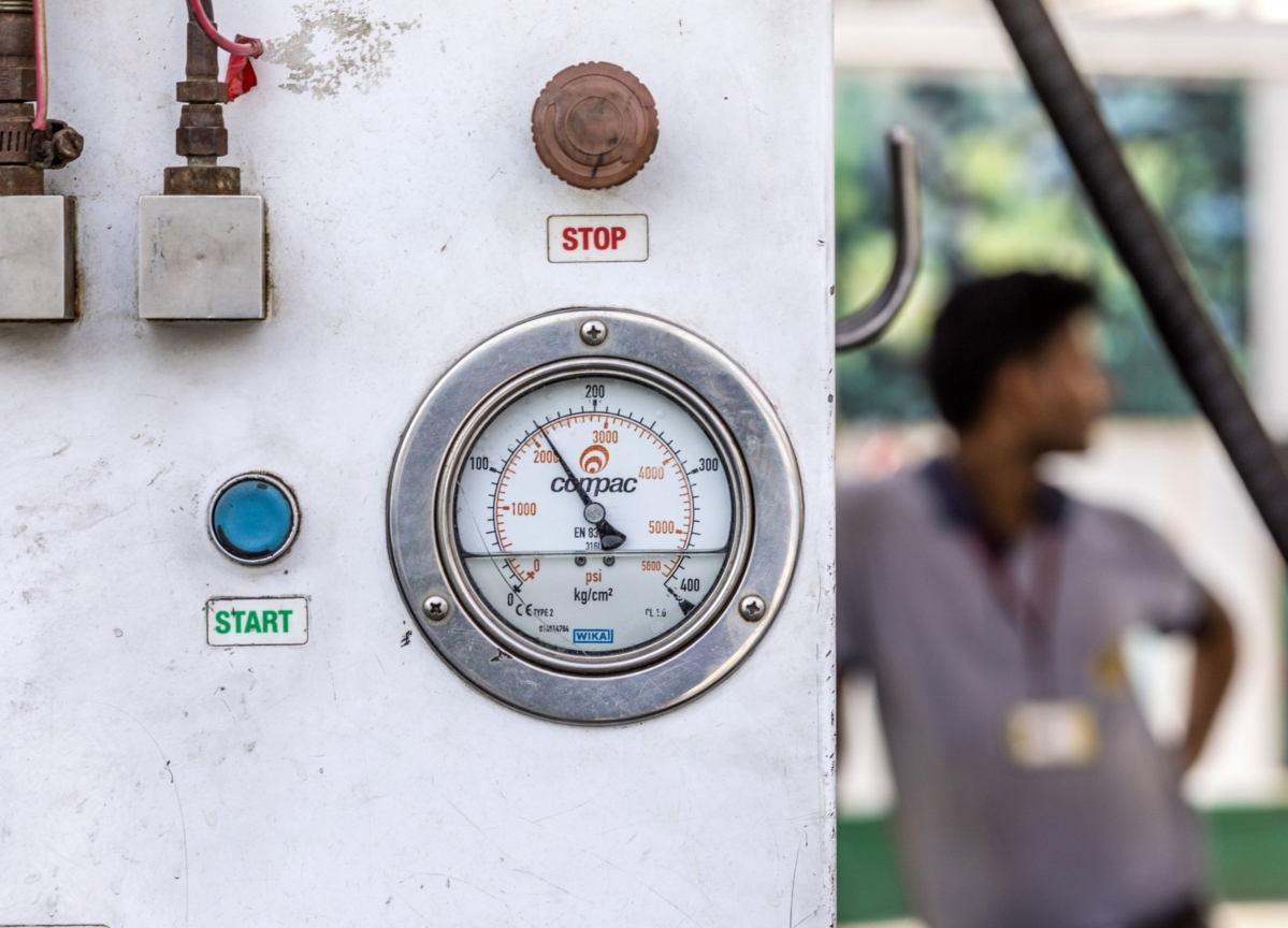 BQ Survey: India Seen Cutting Natural Gas Prices By Most In Six Years