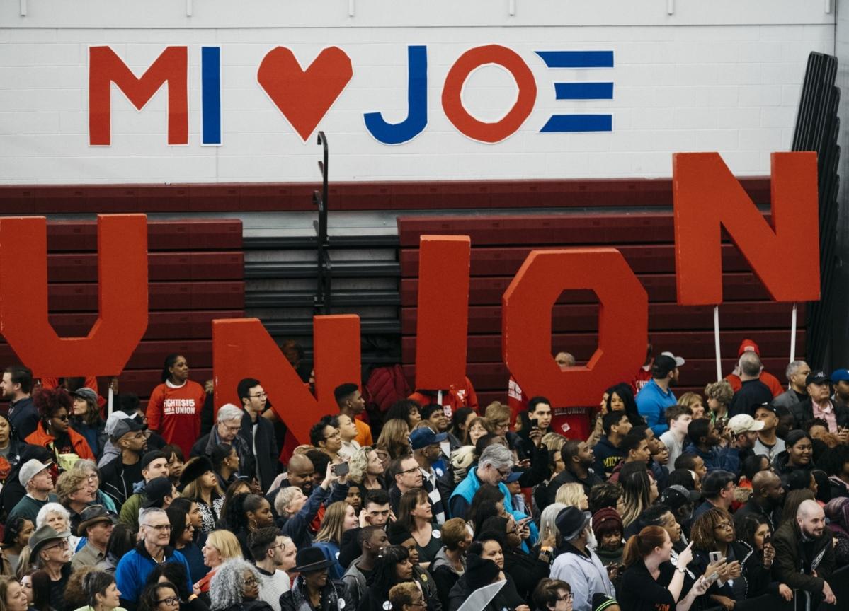 Biden Wins Michigan Primary to Widen Delegate Lead Over Sanders