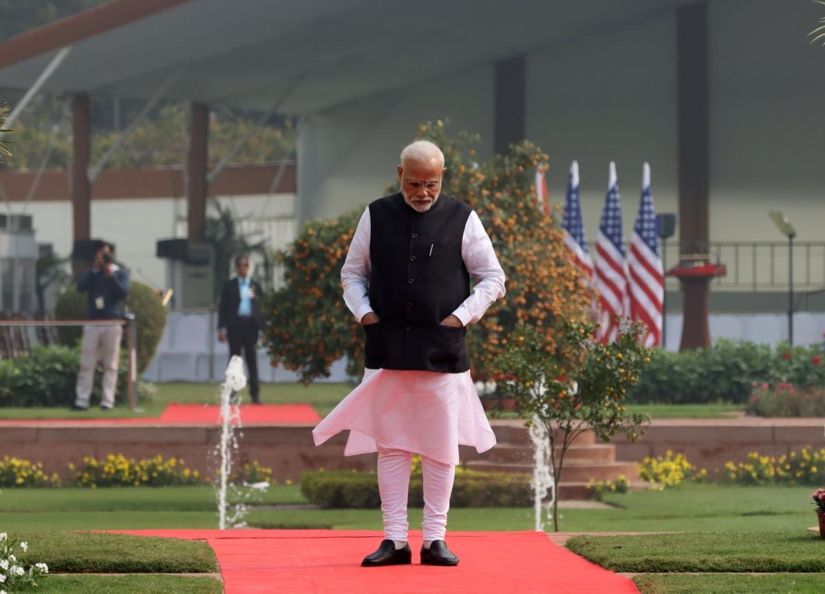 India PM NarendraModi Considers Quitting Social Media